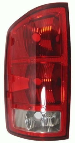TYC 11-5702-01 Dodge Ram Pickup Driver Side Replacement Tail Light Assembly - Tyc Tail Light Lens