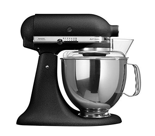 kitchenaid artisan mixer black - 4