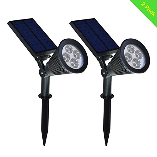 Review Solar Flood Lights - 1
