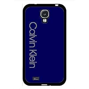 Blue Print Calvin Klein CK Phone Case Back Hard Plastic Case Cover For Samsung Galaxy S4,Black Phone Case For Samsung Galaxy S4
