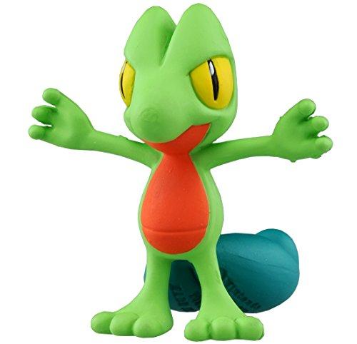 "Takaratomy Official Pokemon X and Y MC-056 2"" Treecko Action Figure"
