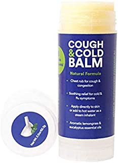 product image for Camille Beckman, Cough & Cold Balm, All-in-One Natural Formula, 2.2 Ounce