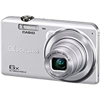 CASIO digital camera EXILIM EX-ZS29SR wide-angle 26mm optical 6x zoom premium auto 16.1 million pixels Silver(Japan Import-No Warranty)