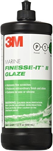 - 3M 35928 Finesse-it II Marine Glaze - 1 Quart