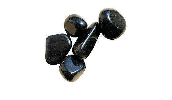 Agua piedras Obsidian 200 gr.: Amazon.es: Hogar