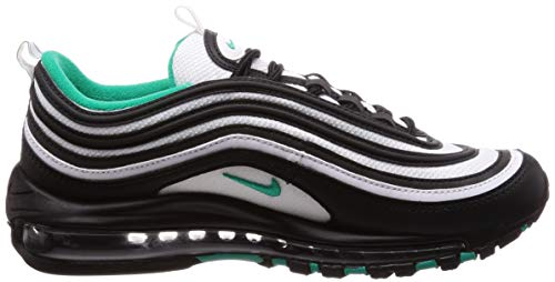Max clear 97 Emerald Nike Zapatillas Air white Black x8wC1nzq