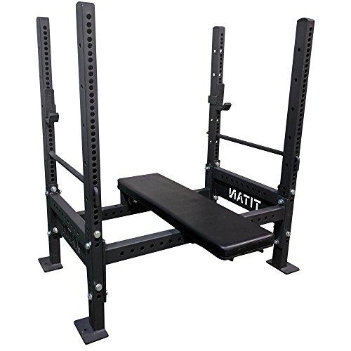 Titan Bench Press Rack by Titan Fitness