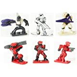 Mega Bloks Halo Metal Series Diecast Battle Pack 3