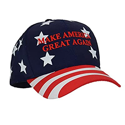 Make America Great Again Republican Hat Baseball Cap Stars Trump