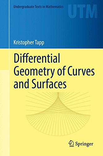 Differential Geometry of Curves and Surfaces (Undergraduate Texts in Mathematics)