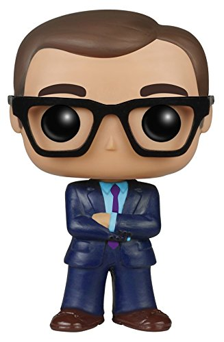 Funko POP TV: Last Week Tonight John Oliver Action Figure