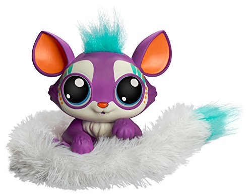 Lil' Gleemerz Doll, Purple from Mattel