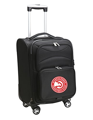 Denco NBA Atlanta Hawks Carry-On Spinner by Denco