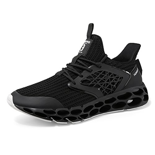 Dannto Mens Sneakers Non-Slip Casual Sports Shoes Slip On Outdoor Walking Boots