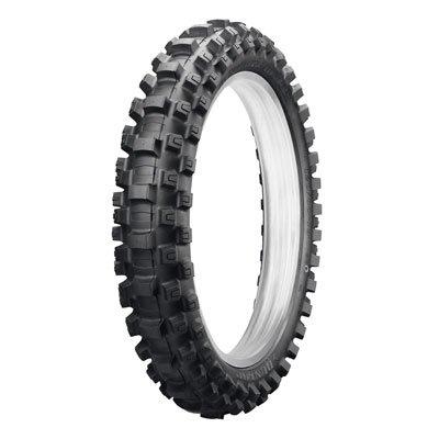 Dunlop MX3S Geomax Soft/Intermediate Terrain Tire 90/100x14 for Kawasaki KX85 2001-2018