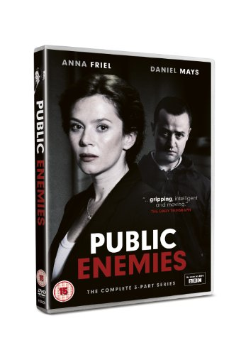 Public Enemies - Complete Series ( Public Enemies - Complete 3-Part Series ) [ NON-USA FORMAT, PAL, Reg.2 Import - United Kingdom ]