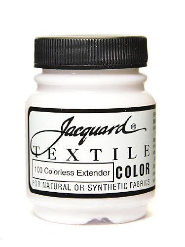 Jacquard Textile Colors colorless [PACK OF 4 ] by Jacquard