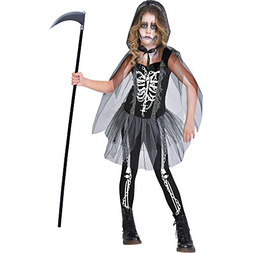 Suit Yourself Grim Reaper Costume for Girls, Size