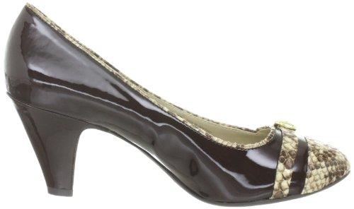 De A5499f1002 Bean Cuero Naturalizer Para Mujer Marrón Clásicos Zapatos CBwqxWSz