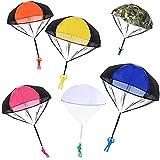 5 Pcs Parachute Toy, No Tangle Throw Throwing