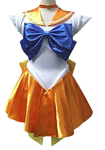 [Ace Halloween Adult Women's Sexy Sailor Moon Costume Plus Size (US 6)] (Sailor Moon Costumes Plus Size)