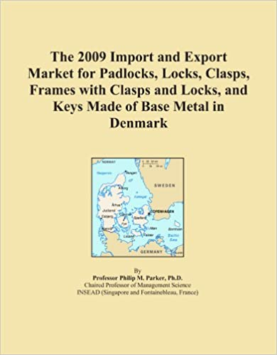 Book The 2009 Import and Export Market for Padlocks, Locks, Clasps, Frames with Clasps and Locks, and Keys Made of Base Metal in Denmark