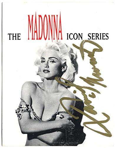 Postcard Madonna - [Postcard]: The Madonna Icon Series