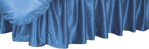 Ncaa North Carolina U Tar Heels Bedskirt, Full