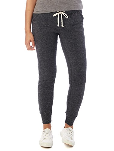 Alternative Women's Eco-Fleece Slim Fit Jogger Pant