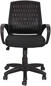 898 mesh Back Chair (Black)
