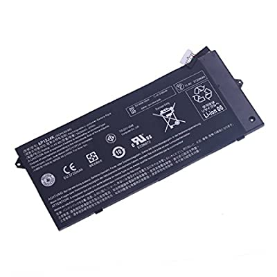 Fully 11.1V 45Wh Replacement Battery AP13J4K For Acer Chromebook C720 C720P C740 Series Notebook,fits AP13J4K AP13J3K KT00304001 from Fully