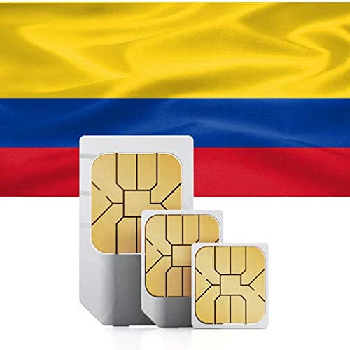 Central/South America (Chile, Brazil, Costa Rica, Colombia, etc.) Prepaid Data Sim Card 12GB for 30 Days in 71 Countries 3G Nano/Micro/Standard