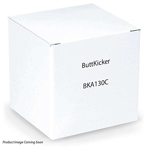 ButtKicker BKA-130-C 90W Mini Transducer Power Amplifier with Wired Remote -