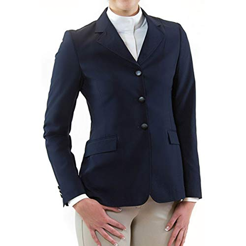 RJ Classics Ladies Sydney Softshell Hunt Coat (Navy, 22L)