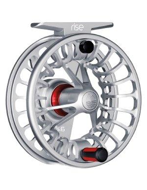 Redington Reels Rise III 5/6 Reel, Silver