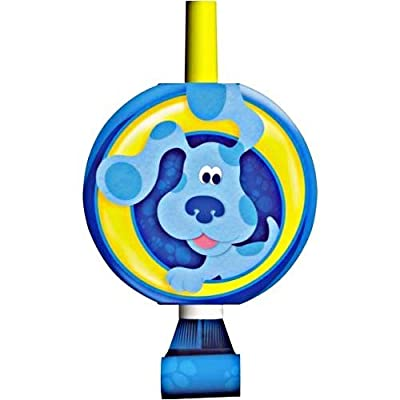 Blues Clues Blowouts, 8ct: Toys & Games