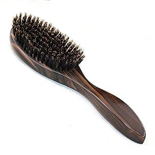 Natural bristle brush boar health massage Wsd