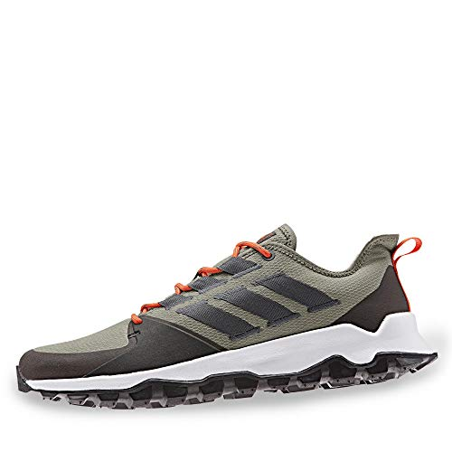 3 2 Trace Trail Eu Scarpe 44 grey Da Black Cargo Adidas Marrone Six Uomo core Running Kanadia 06q4EWZ