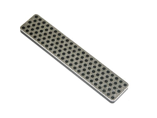 Coarse Diamond Pocket Stone (DMT WS4X 4-Inch  Mini Diamond Ski & Snowboard Stone Extra-Coarse)