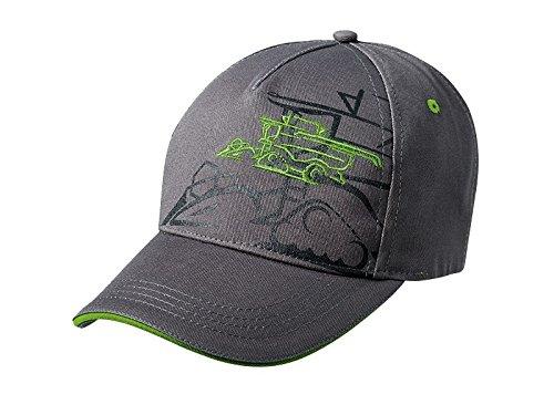 d8956453917 John Deere Combine Baseball Cap Hat at Amazon Men s Clothing store