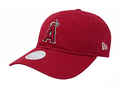 MLB Anaheim Angels Women's Essential 9Twenty Adjustable Cap