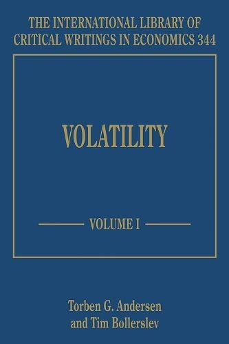 Volatility (International Library of Critical Writings in Economics series, #344)