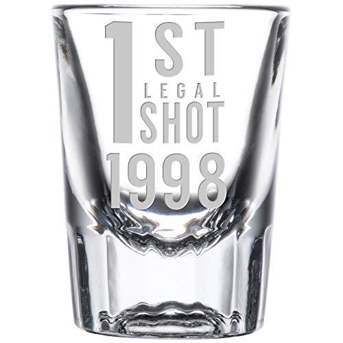 1st Legal Shot Glass (1998)