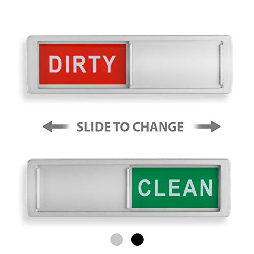 Clean Dirty Dishwasher Magnet Non Scratch product image