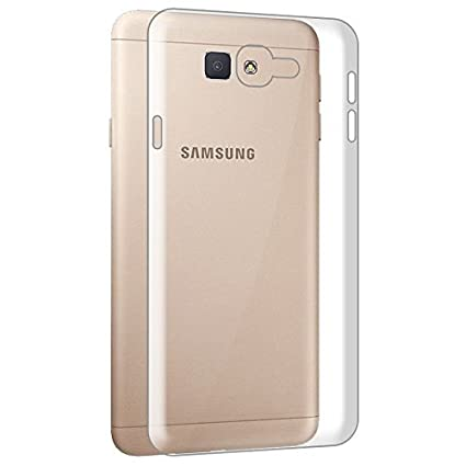 more photos 42ef9 ca84b Johra for Samsung Galaxy On Nxt Back Cover, Silicone Case Soft TPU Case  Soft TPU Case for Samsung On Nxt Transparent Back Cover