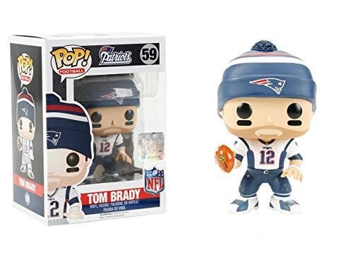 - Funko POP NFL: Wave 3 - Tom Brady Action Figure