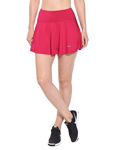 Baleaf Women's Athletic Tennis Skort Lightweight Golf Pleated Skirt with Pockets for Running Workout