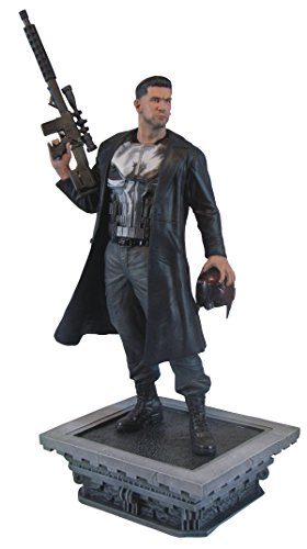 Diamond Select Toys Marvel Gallery Punisher Netflix TV PVC Figure
