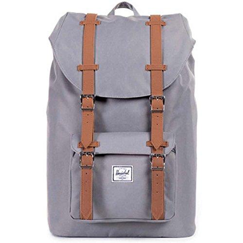 f5e2ff549a8 Herschel Supply Little America Mid Volume Backpack - 885cu in Grey