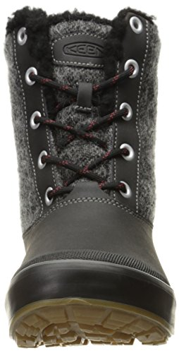 US Black Women's Green W 9 WP M 5 Black Wool Boot Keen W Elsa vqgBnBPH
